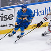 NHL 2019: Blackhawks vs Blues Dec 14