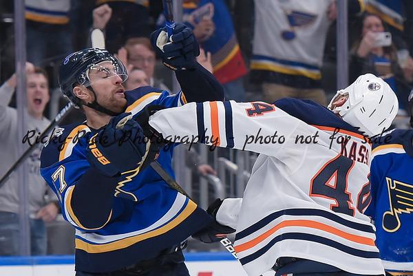 2019-12-18 - Edmonton Oilers at St. Louis Blues