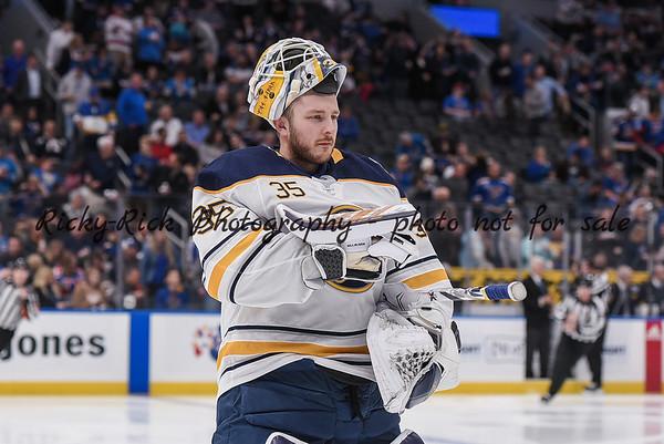 2020-01-09 - Buffalo Sabres at St. Louis Blues