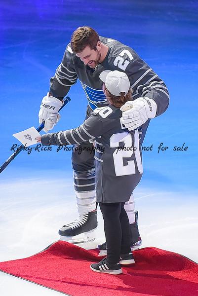 NHL 2020: NHL All Star Game Jan 25