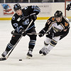 CHL 2014 - Quad City defeats St. Charles 6-4