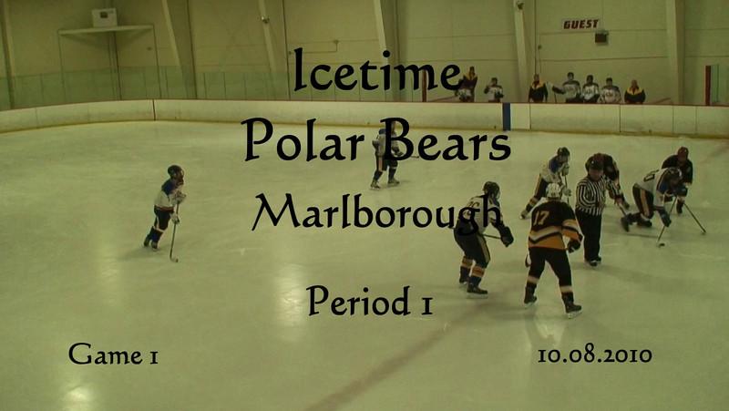 Game 1, Period 3