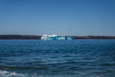 Iceberg Off St. Thomas Line (Laurie Beach)