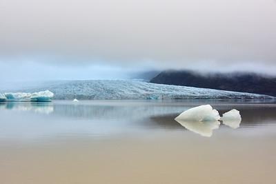 Fjallsarlon, Glacier Lagoon, Iceland