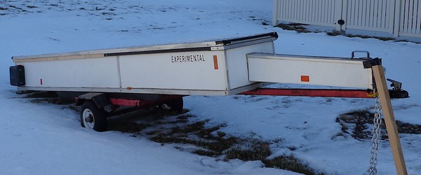 Iceboats and Trailers