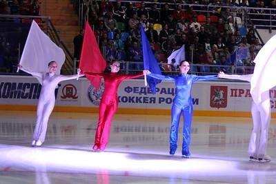Легенды хоккея - Сборная РЛХЛ 5:6 Б. 7 мая 2012