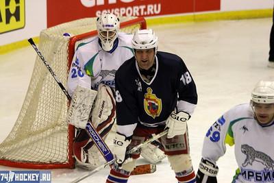РЛХЛ. УВД (Иваново) - Ирбис (Кызыл) 4:0. 1 мая 2012