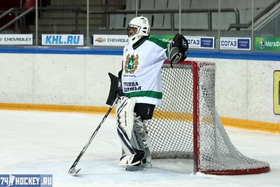 Центурион (Челябинск) - Группа здоровья (Северск) 9:3. 4 мая 2012