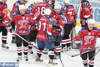 Центурион (Челябинск) - Стандарт-строй (Нижний Новгород) 6:1. 5 мая 2012