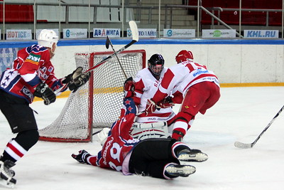 Центурион (Челябинск) - Витязь (Подольск) 4:1. 6 мая 2012