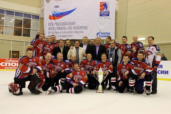 Центурион Челябинск, любительская хоккейная команда