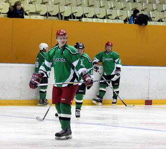 Lafarge (Челябинск) - Колос (Миасское) 2:5. 17 декабря 2011