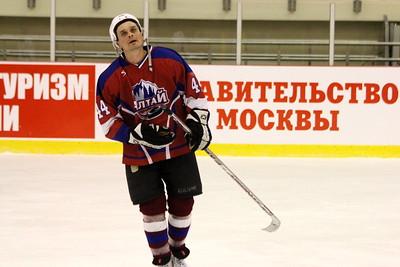 РЛХЛ, Lafarge (Челябинск) - Алтай (Барнаул) 2:1