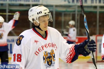 Lafarge (Челябинск) - Пересвет (Брянск) 7:1. 2 мая 2012