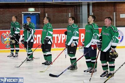 Lafarge (Челябинск) - Иднакар (Глазов) 3:1. 4 мая 2012