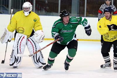 Lafarge, хоккейная команда ветеранов, Челябинск, Иднакар Глазов