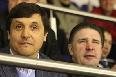 Валерий Каменский и Алексей Касатонов