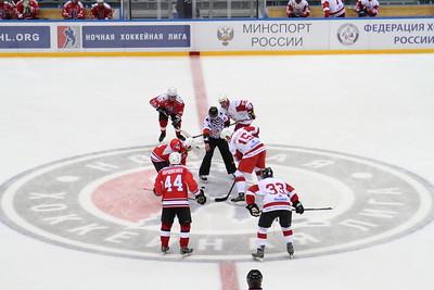 Лафарж-Метеорит (Челябинск) - Витязь (Подольск) 4:1. 8 мая 2013