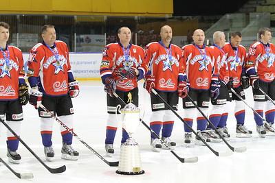 Губернатор Челябинской области наградил любительские команды