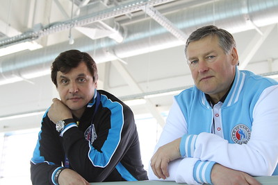 Сергей Мыльников, Валерий Каменский
