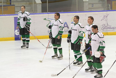 Лафарж (Челябинск) - Стальные Акулы (Магнитогорск) 1:0. 21 декабря 2012