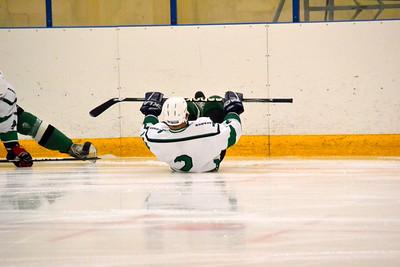 Лафарж (Челябинск) - Стальные Акулы (Магнитогорск) 4:0. 26 января 2013