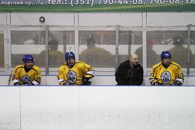 Лафарж (Челябинск) - Металлург (Челябинск) 9:0. 25 февраля 2013