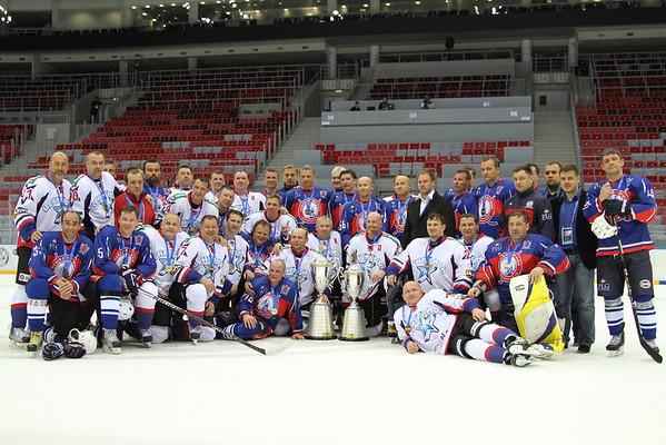 Центурион (Челябинск) - Невский Легион (Санкт-Петербург) 2:1. 10 мая 2013, Сочи