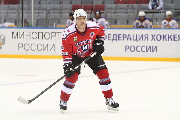 Лафарж-Метеорит (Челябинск) - Русские Медведи (Конаково) 4:1. 7 мая 2013