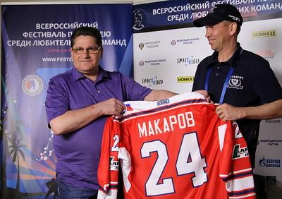 Сергей Макаров, Жан Мезенцев