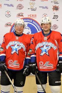 Центурион (Челябинск) - Металлург (Челябинск) 6:1. 26 января 2013