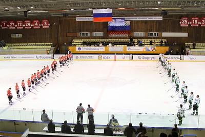 Лафарж (Челябинск) - Центурион (Челябинск) 1:1. 7 апреля 2013