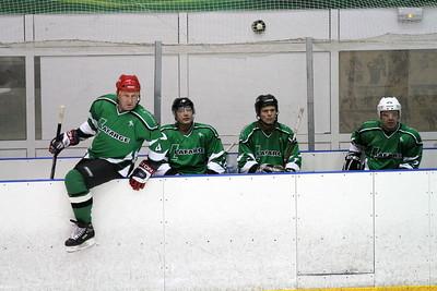 Лафарж (Челябинск) - Металлург (Челябинск) 7:1. 23 ноября 2012