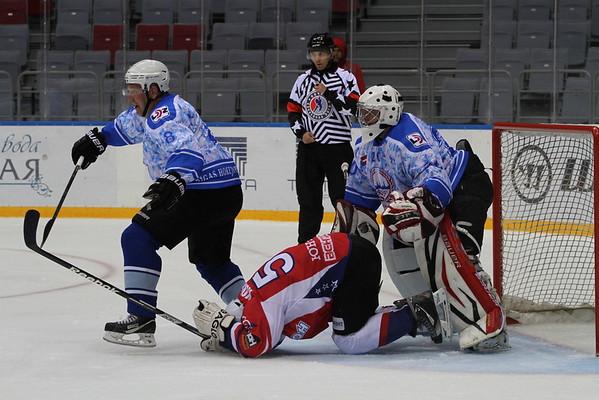 Цетурион (Челябинск) - Saga (Riga) 3:0. 6 мая 2013