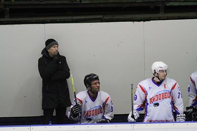 Балтика (Челябинск) - Аизовец (Южноуральск) 2:5. 23 марта 2014