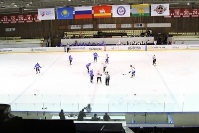 Аизовец (Южноуральск) - КХЛ-Бар (Челябинск) 4:2. 30 ноября 2013