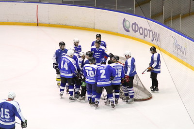 Аизовец (Южноуральск) - Балтика (Челябинск) 6:1. 30 ноября 2013