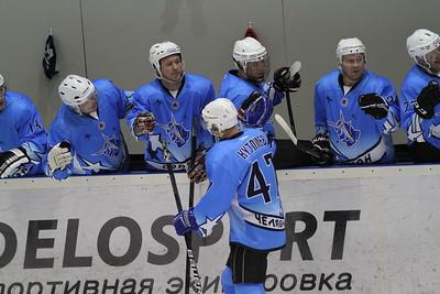Орион (Челябинск) - Метеорит (Челябинск) 6:1. 8 марта 2014