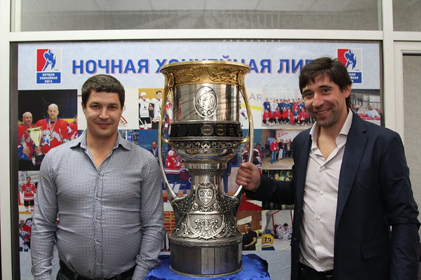 Иван Савин. Данис Зарипов