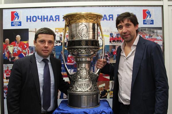 Евгений Иванов. Данис Зарипов