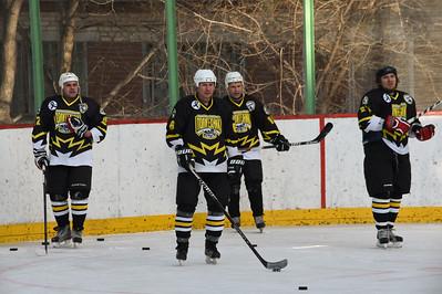 Матч памяти Владимира Ляпкало. 17 января 2015