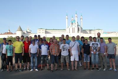 Казань. Экскурсия по городу. 2 июня 2014
