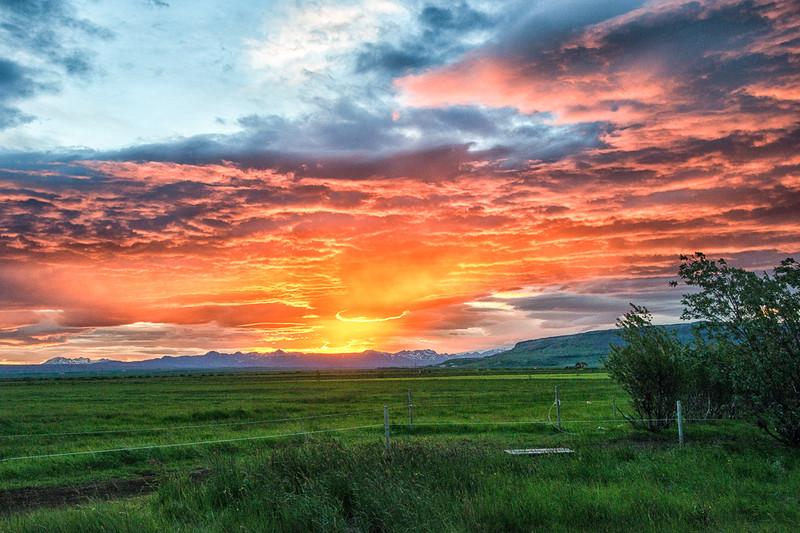 Sunset 11:30-12:30