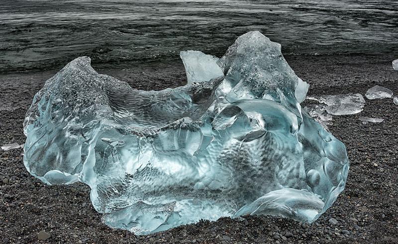 Jokulsarion ocean side photography