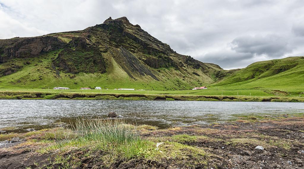 Skogafoss area