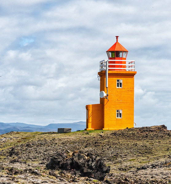 Old Grindavik Lighthouse