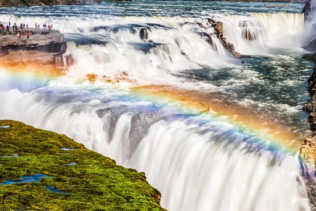 Gulfoss- The Golden Waterfall