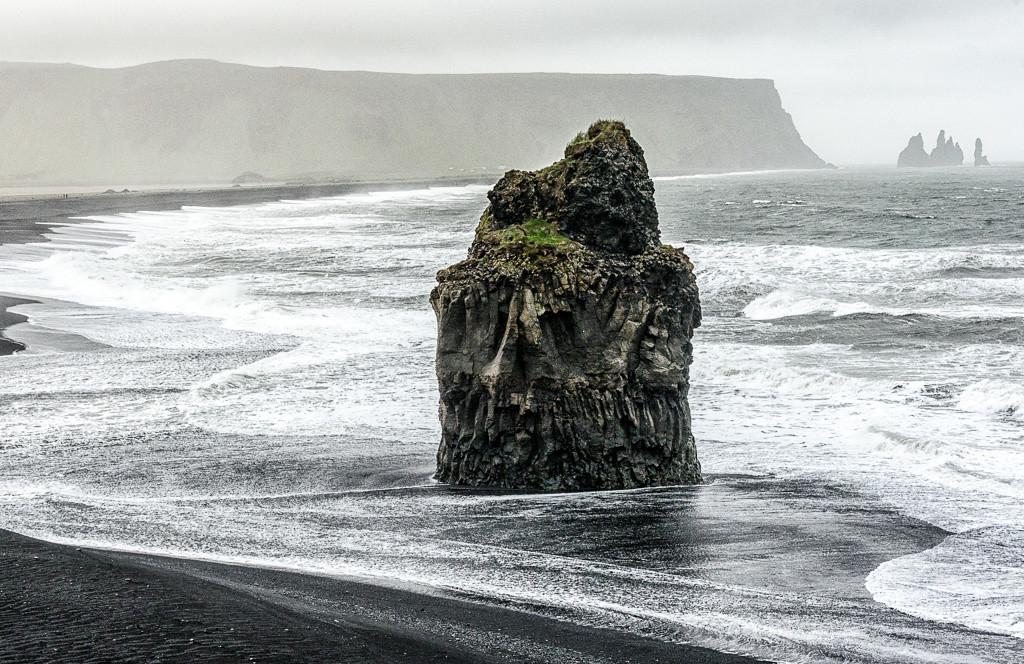 Dyrholaey headland
