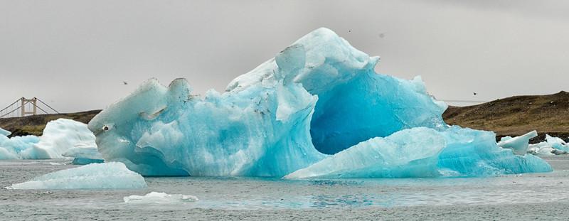 Jokulsarion glacier lagoon