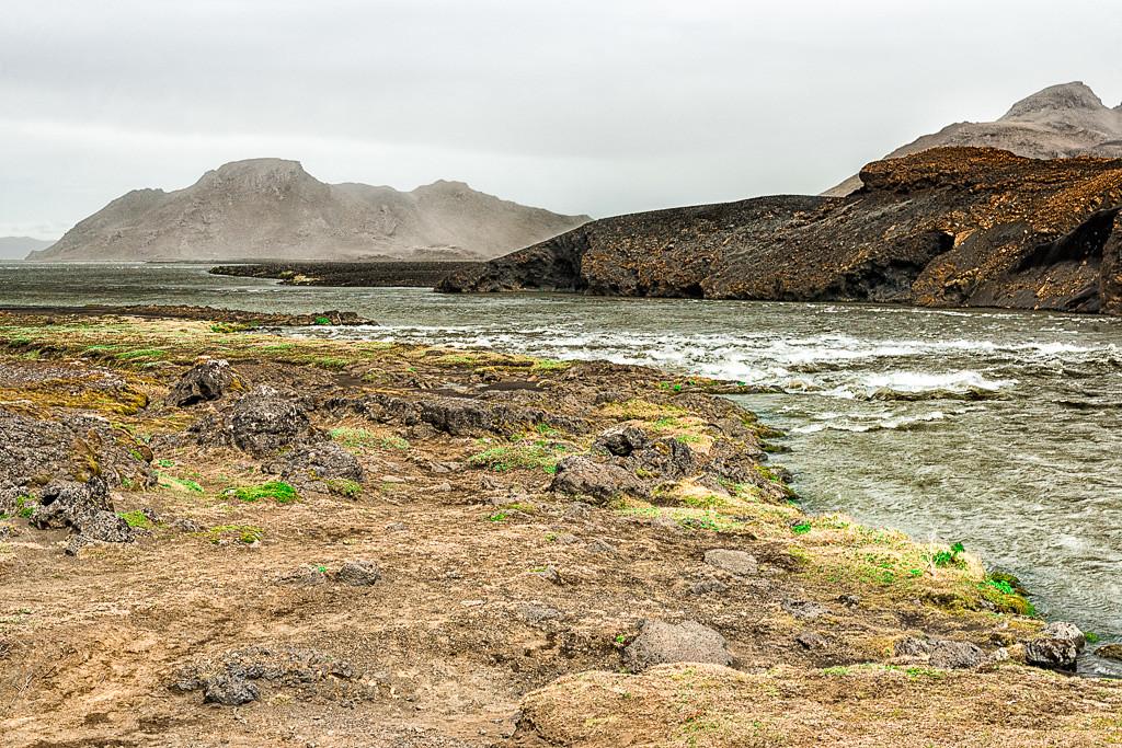 Drive to Landmannalaugar